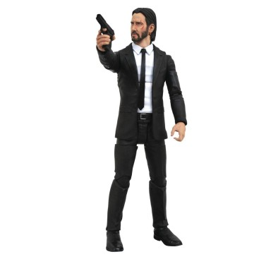 John Wick Select Action Figure 18 cm