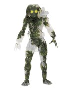 Jungle Demon Predator (camo/cloaked), Predator 30th Anniversary, 20 cm