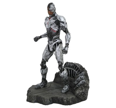 Justice League Movie DC Gallery PVC Statue Cyborg 23 cm