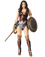Justice League Movie MAF EX Action Figure Wonder Woman 16 cm