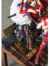 Kabaneri of the Iron Fortress PVC Statue 1/7 Mumei Santa Ver. by Haruhiko Mikimoto 23 cm