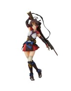 Kabaneri of the Iron Fortress Statue 1/6 Mumei Kaimon Battle Ver. 23 cm