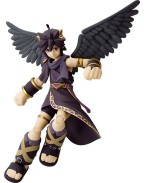 Kid Icarus: Uprising Figma Action Figure Dark Pit 12 cm
