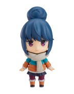Laid-Back Camp Action Figure Rin Shima 10 cm