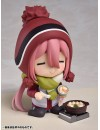Laid-Back Camp PVC Action Figure Nadeshiko Kagamihara 10 cm