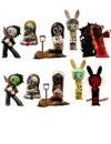 Living Dead Dolls Collectible Figures Resurection Series 1 Display 5 cm