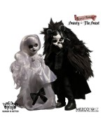 Living Dead Dolls Scary Tales Beauty and the Beast Doll Set 25 cm