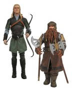 Lord of the Rings Select Action Figures 18 cm Series 1 (set 2 figurine)