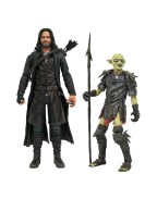 Lord of the Rings Select Action Figures 18 cm Series 3 (SET 2 figurine)