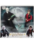 Lord Voldemort and Harry Potter Dolls, Mattel