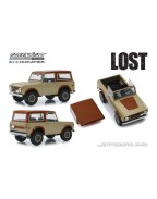 Lost Diecast Model 1/18 1970 Ford Bronco
