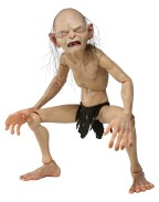 Lord Of the Rings Gollum 1/4 Scale action figure - Limited Edition