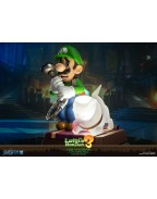Luigi's Mansion 3 PVC Statue Luigi & Polterpup Collector's Edition 23 cm