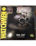 Macheta Watchmen Owl Ship Scale Replica DC DIRECT 1:24 scale 85/500