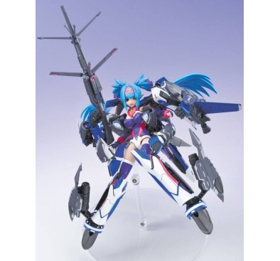 Macross Frontier V.F.G. Action Figure VF-25G Super Messiah Kuran Kuran 21 cm
