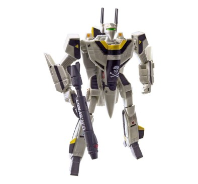 Macross Retro Transformable Collection Action Figure 1/100 VF-1J Focker Valkyrie 13 cm