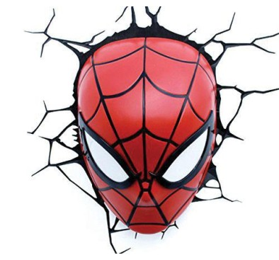 Marvel 3D LED Light Spiderman