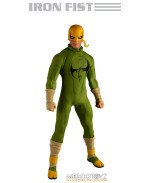 Marvel Action Figure 1/12 Iron Fist 17 cm