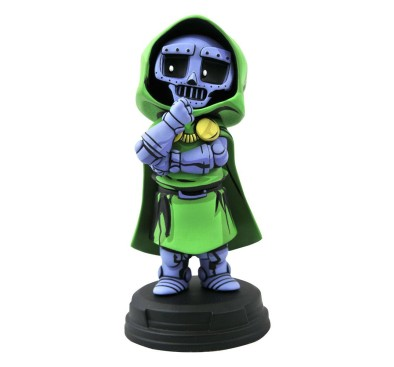 Marvel Animated Statue Doctor Doom 13 cm