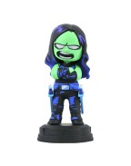 Marvel Animated Statue Gamora 10 cm