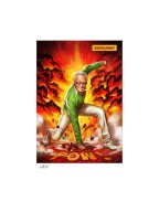 Marvel Art Print Stan Lee Excelsior! 46 x 61 cm - unframed