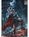 Marvel Art Print Thor: Breaker of Brimstone 46 x 61 cm - unframed
