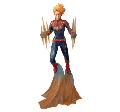 Marvel Comic Gallery PVC Statue Binary Captain Marvel 28 cm