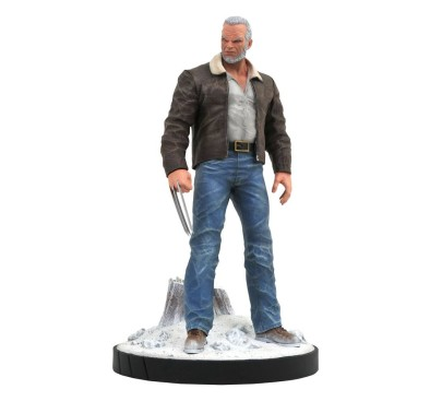 Marvel Comic Premier Collection Statue Old Man Logan 23 cm