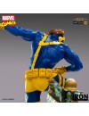Marvel Comics BDS Art Scale Statue 1/10 Cyclops 22 cm