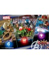 Marvel Comics CosRider Mini Figure with Sound & Light Up Captain America 15 cm