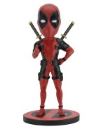 Marvel Comics Head Knocker Bobble-Head Deadpool Classic 20 cm