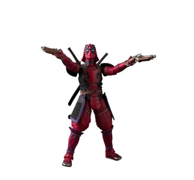 Marvel Comics Meisho Manga Realization Action Figure Deadpool 18 cm
