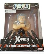 Marvel Comics Metals Diecast Mini Figure Wolverine Old Man Logan LC Exclusive 10 cm