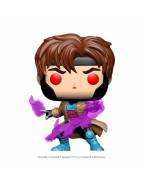 Marvel Comics POP! Marvel Vinyl Bobble-Head Figure Gambit w/ Cards 10 cm