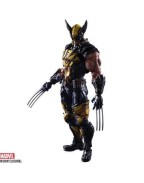 Marvel Comics Variant Play Arts Kai Action Figure Wolverine 25 cm