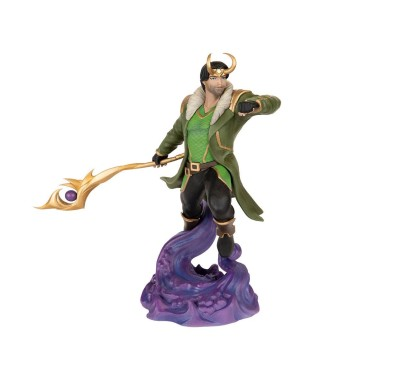 Marvel Contest Of Champions Video Game PVC Statue 1/10 Loki 20 cm