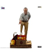 Marvel Deluxe Art Scale Statue 1/10 Stan Lee