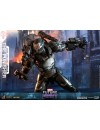 Marvel Future Fight Video Game Masterpiece Action Figure 1/6 The Punisher War Machine Armor 32 cm