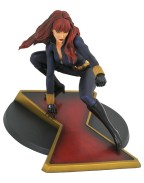 Marvel Gallery PVC Statue Black Window 15 cm