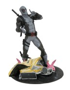Marvel Gallery PVC Statue Deadpool (X-Force) Taco Truck SDCC 2019 Exclusive 25 cm