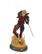 Marvel Gallery PVC Statue Unmasked Deadpool 25 cm