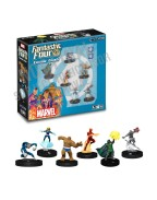 Marvel HeroClix: Fantastic Four Cosmic Clash Starter Set