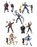 Marvel Legends Series Action Figures 15 cm Guardians of the Galaxy 2017 Wave 1