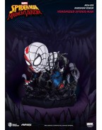 Marvel Maximum Venom Collection Mini Egg Attack Figure Venomized Spider-Man 8 cm