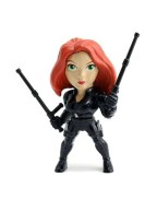 Marvel Metals Diecast Mini Figure Black Widow 10 cm