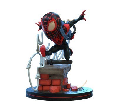 Marvel Q-Fig Elite Figure Spider-Man: Miles Morales 10 cm