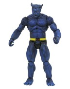 Marvel Select Action Figure Beast 18 cm