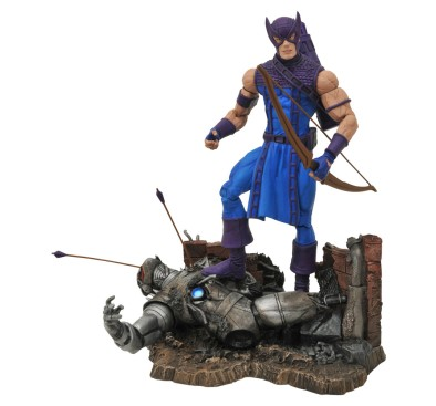 Marvel Select Action Figure Classic Hawkeye 18 cm