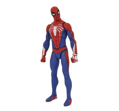 Marvel Select Action Figure Spider-Man Video Game PS4 18 cm