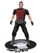 Marvel Universe Action Figure 1/12 Punisher Deluxe Previews Exclusive 15 cm
